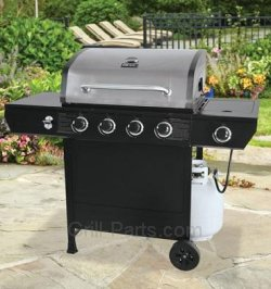 Backyard Grill GBC1555WC