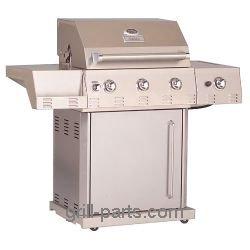 Coleman Backyard Select Grill