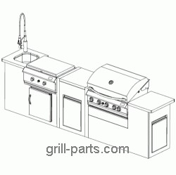 Grand Cafe Grills Free Shipping Bbq Parts And Accessories