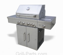 Kitchen Aid 720 0733 Replacement Grill Parts Free Ship